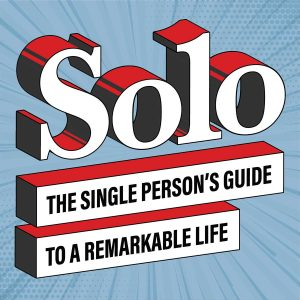 solo single person podcast for living alone