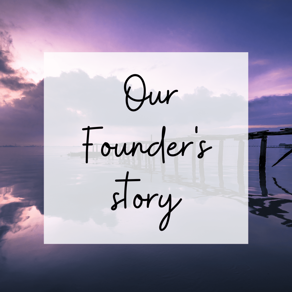 our founder's story living well alone