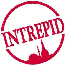 intrepid logo for living alone