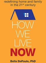 how we live now for living well alone research section